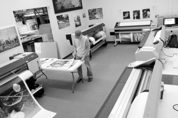 Print Room at Editions Limited