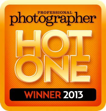 Professional Photographer Magazine Hot One Award
