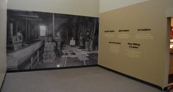 Inkjet Printed Wall Murals