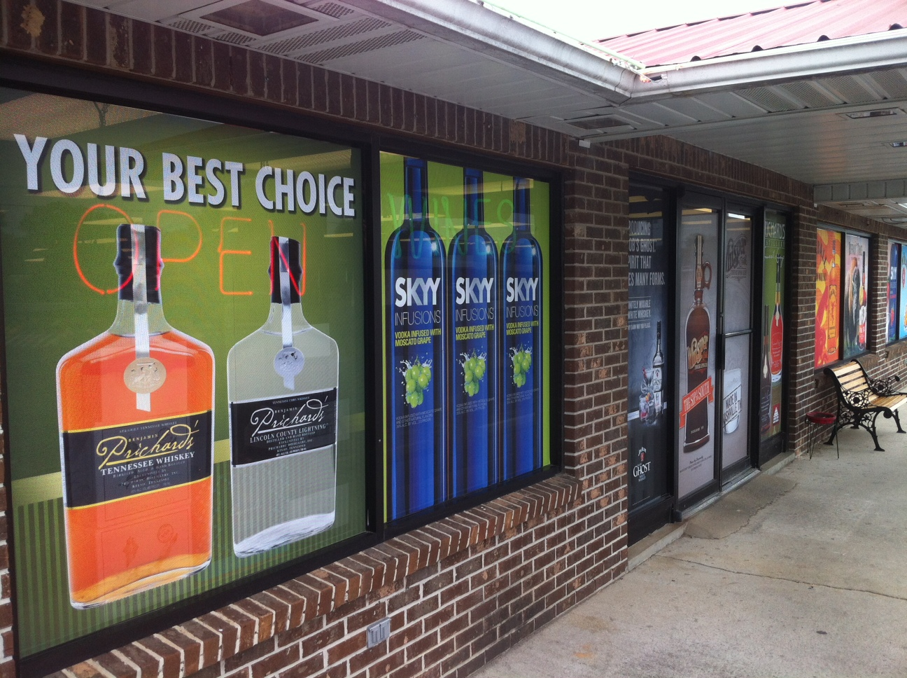 Effective Branding With Perforated Window Vinyl Lexjet Blog