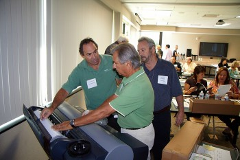 Canon and LexJet Host Printer Workshops
