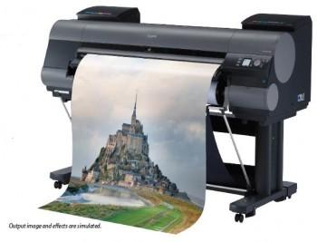 Canon Wide Format Inkjet Printer