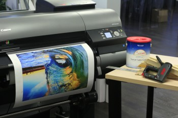 Printing Workshops in California and Texas