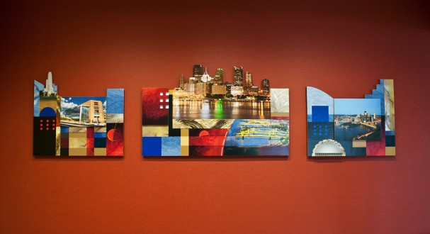 Fine Art Triptych by Hudson Valley Giclee and Bruce Bleach
