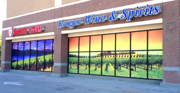 Window Graphics by Spectra Imaging on LexJet Vinyl