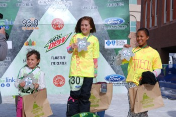 Dew Downtown Flagstaff Medals
