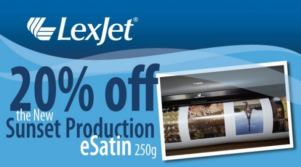 Sunset Production eSatin Promotion