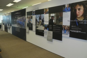 UN Exhibit Graphics