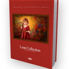 Images declared merit-worthy at the IPC then get a chance to earn a spot in the Loan Collection book. The 2013 cover features the work of Sunset Print Award winner Ann Naugher, M. Photog., CP.
