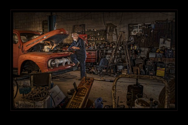 The Mechanic by Jeff Gulle