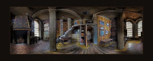 Fontihill Castle by Andrea Phox