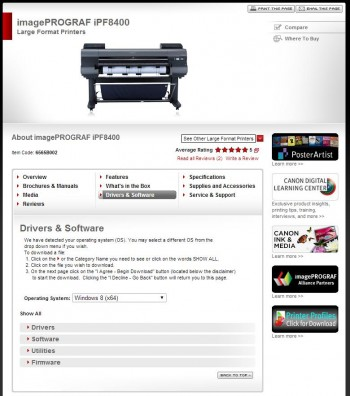 Canon Firmware Update Tool