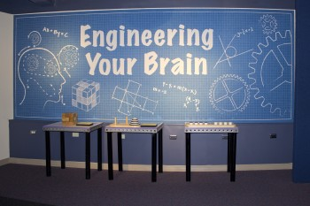 Engineer It! Wall Mural