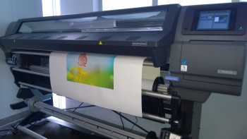 Canvas with the HP Latex Printer