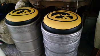 Custom Decorated Bar Stools SportBrands