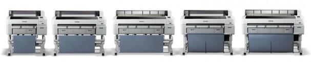 Epson T-Series Inkjet Printers