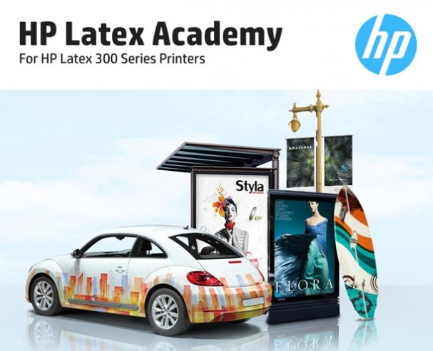 HP Latex Academy