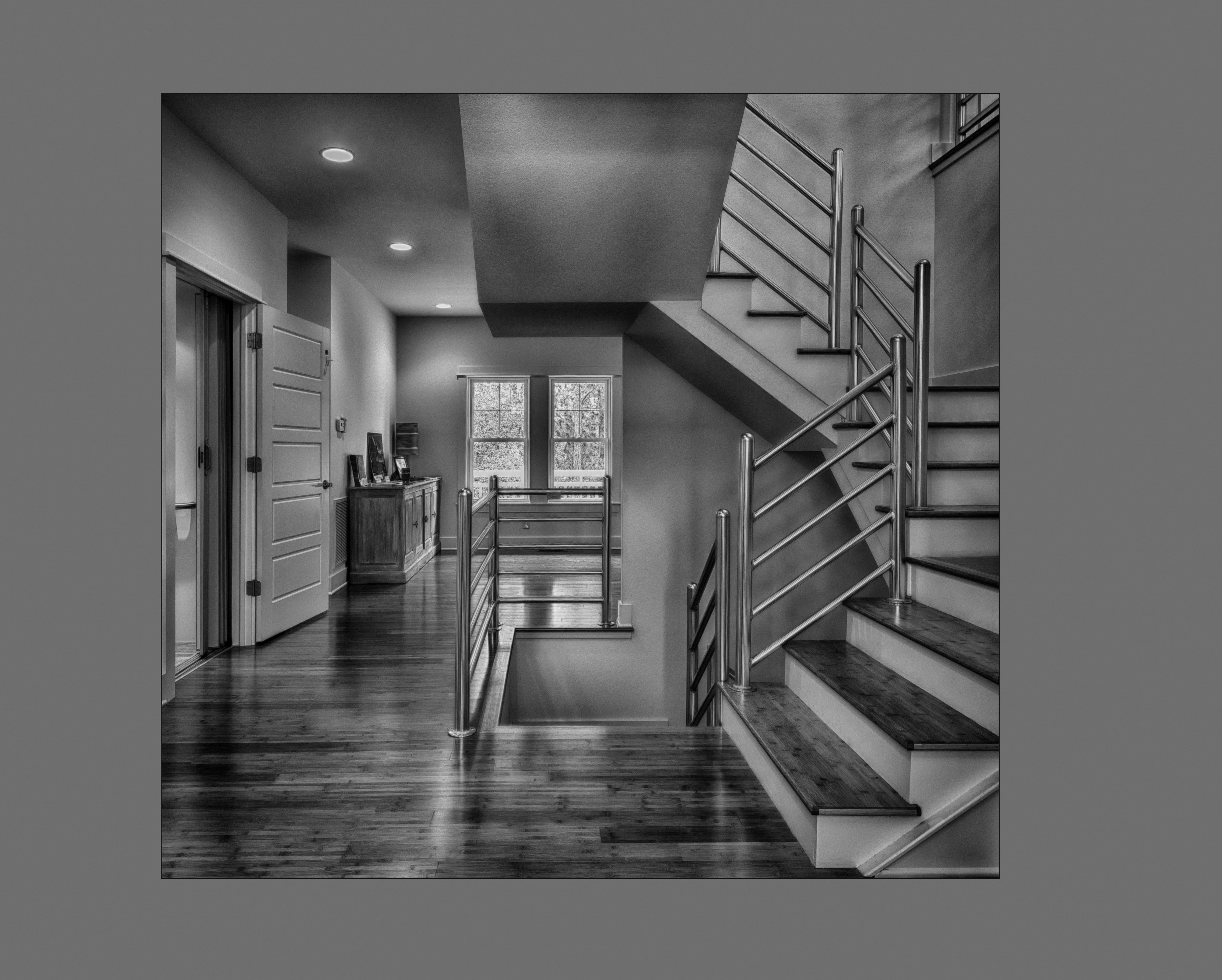 Prints That Win: Upstairs Downstairs
