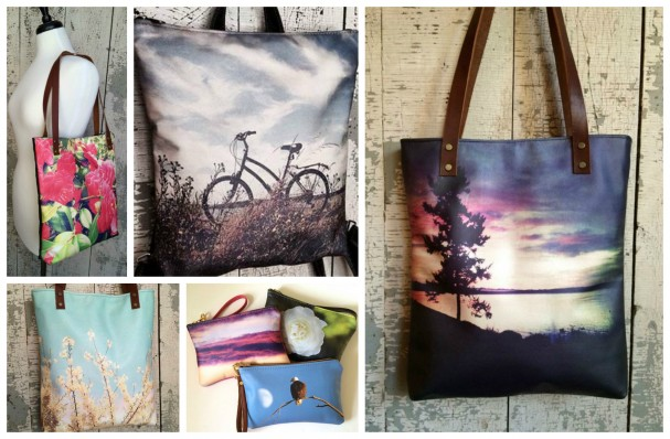 anita bags Collage