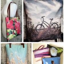 anita bags Collage