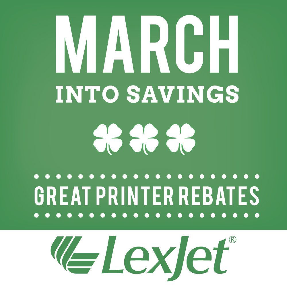 Great Printer Deals All Month Long