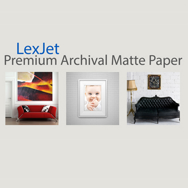 New Lower Price for Premium Archival Matte