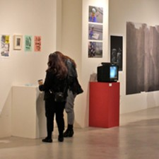 Lending a Hand to Contemporary Arts