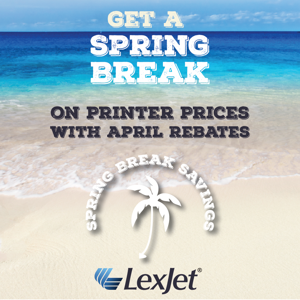 Spring into Savings with April Rebates