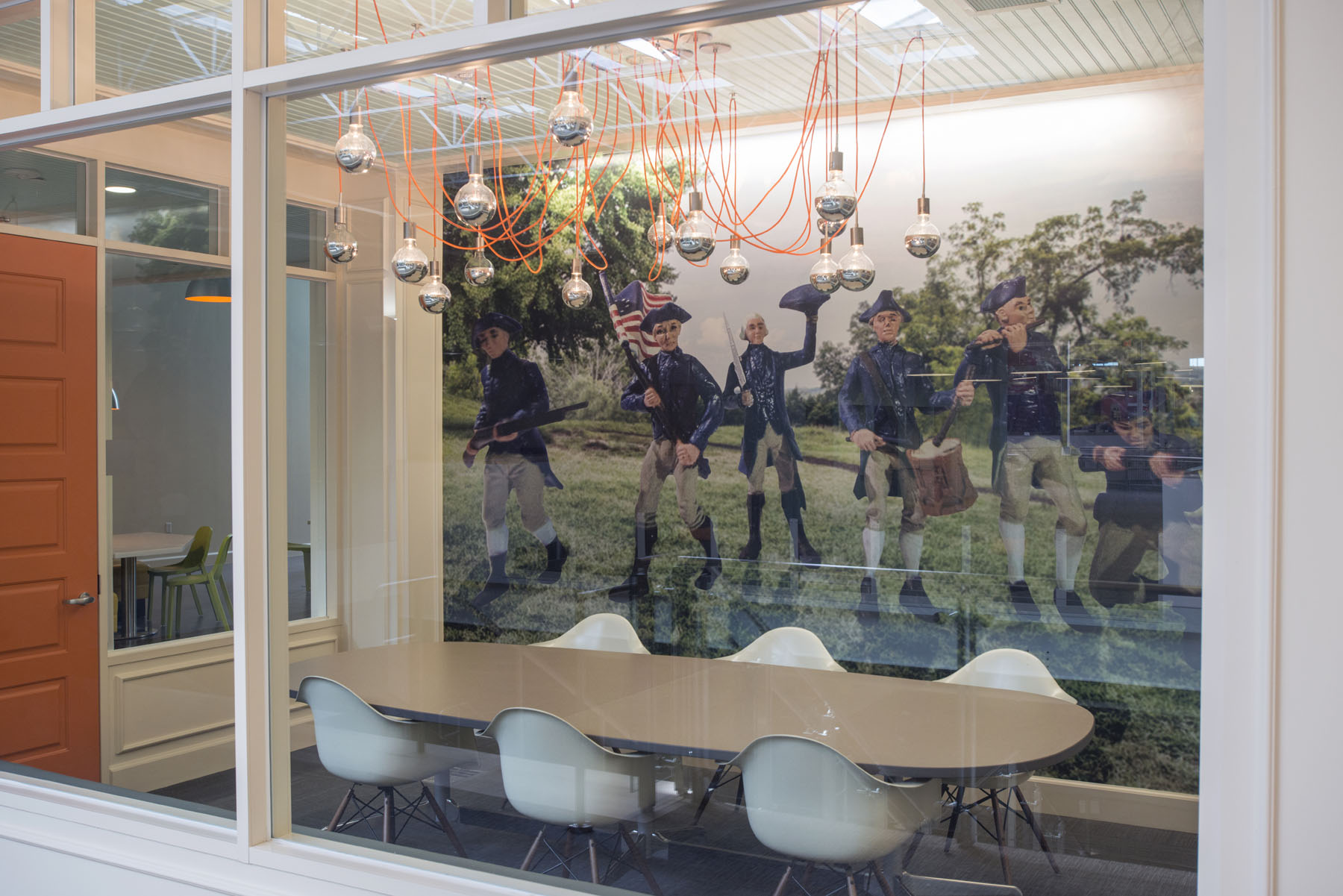 How One Corporate Office Got Super Cool