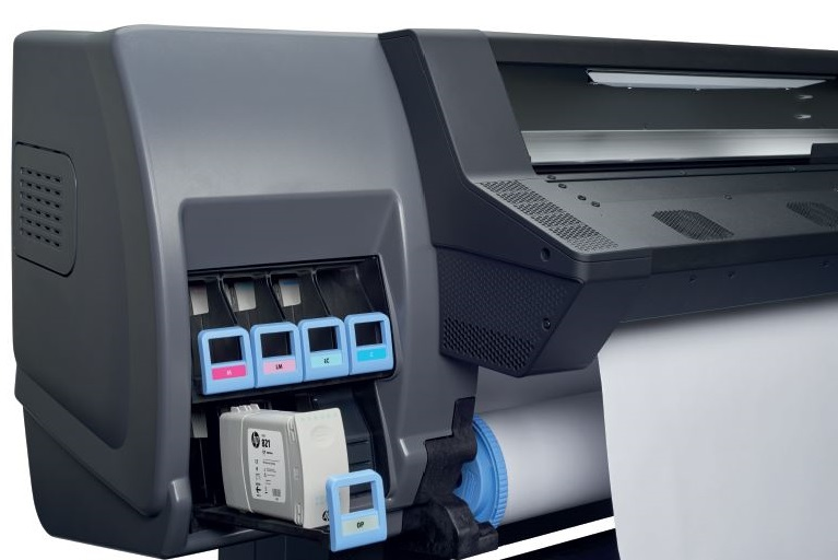 HP's Latest: An Entry-Level Latex Printer