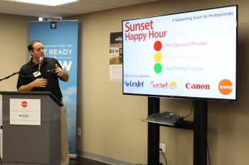 LexJet's Michael Clementi discusses LexJet and Sunset.