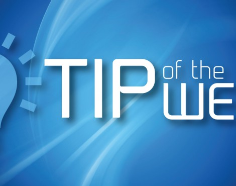 Tip of the Week: The Trick to Banner Stand Success
