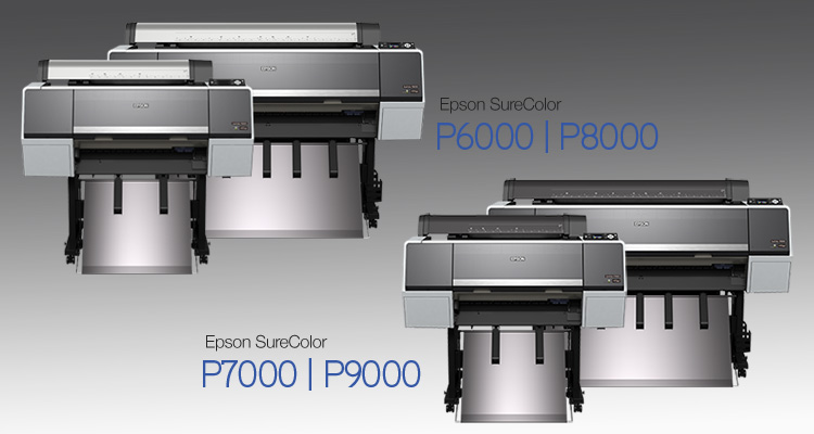 Welcome Epson's Next-Gen SureColor P-Series Printers