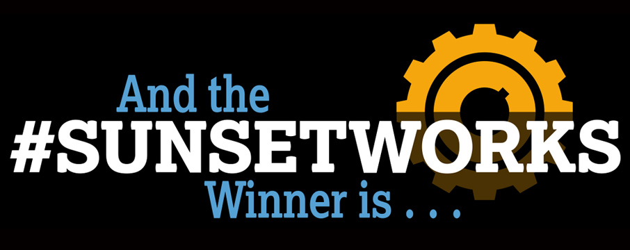 Congrats to the #SunsetWorks Winner!