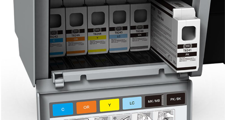 Epson UltraChrome Inks Hit Highest Permanence Ratings