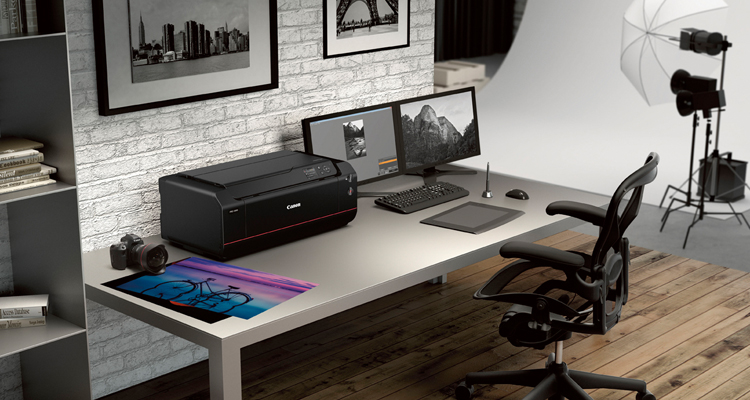 Introducing Canon's New PRO-1000 17-inch Printer