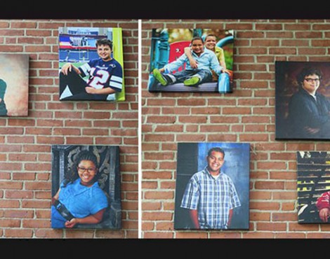 Traveling Gallery Helps Find Homes for Adoption Rhode Island Kids