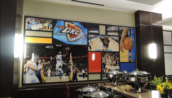 Catching the Game in Style at OKC's Chesapeake Arena
