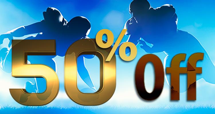 BOGO: Buy One Roll, Get One Roll of New LexJet Media* 50% Off