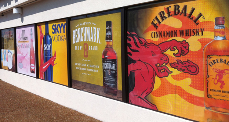 Not All Window Graphics Media Are Created Equal