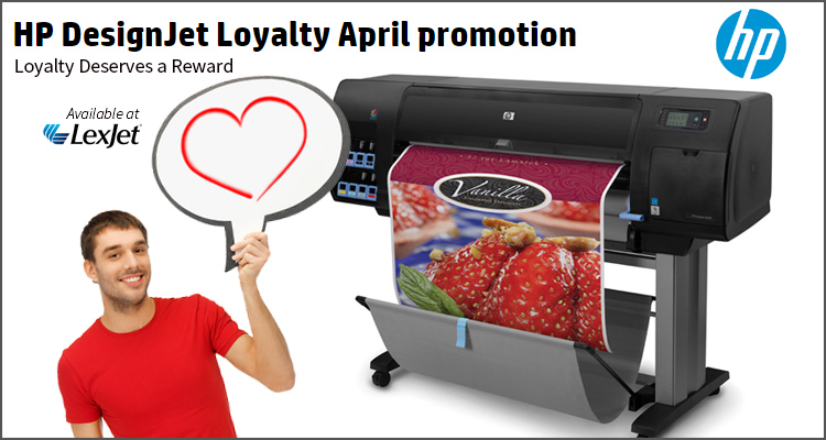 Loyalty Has Its Perks: Get up to $2,400 Back on an HP DesignJet