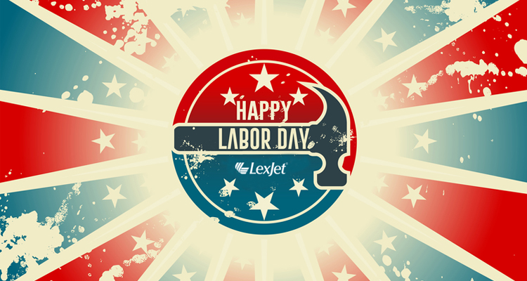 LexJet Will Be Closed on Labor Day