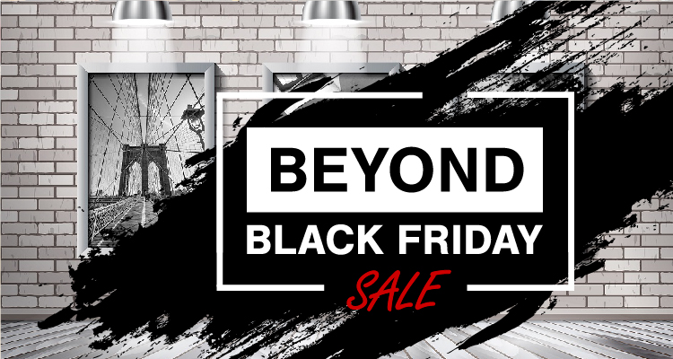 Beyond Black Friday Sale: 30% Off All LexJet Branded Products