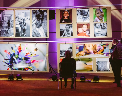 Freedom House's Gallery of Hope Puts a Face on Homelessness