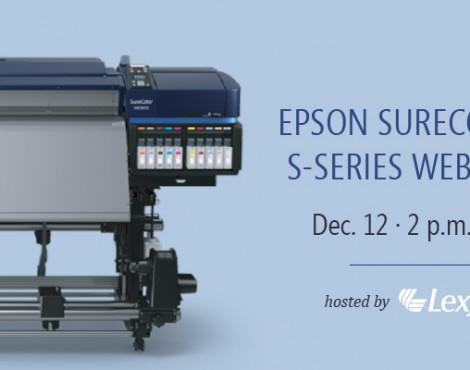 Epson Webinar: Solvent Printing Solutions