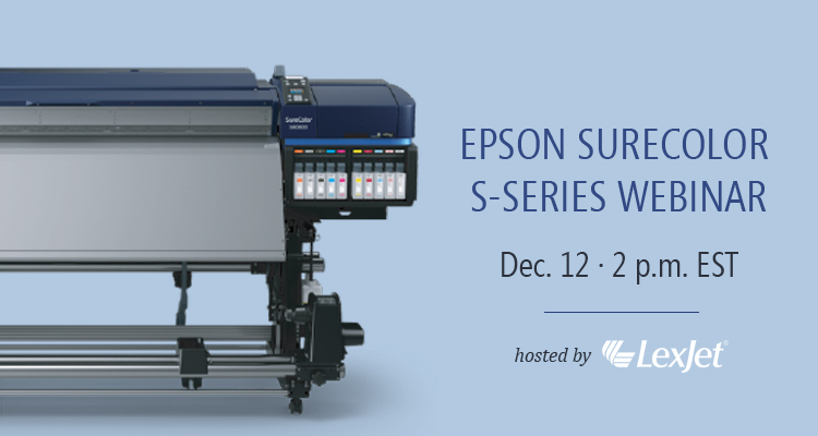 Epson Webinar: Solvent Printing Solutions