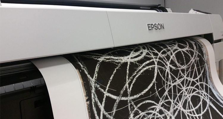 This Seattle Framing Company Is Going Big with the Epson P20000