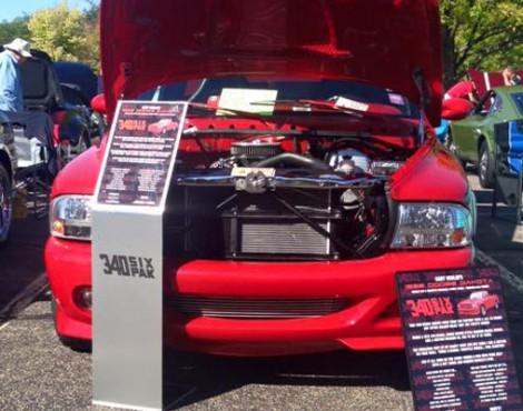 Illinois Company Revs Up Custom Car Show Signs