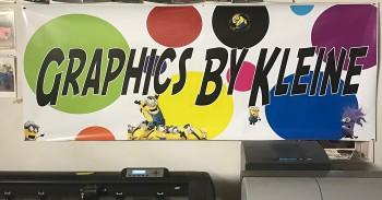 kleine graphics banner