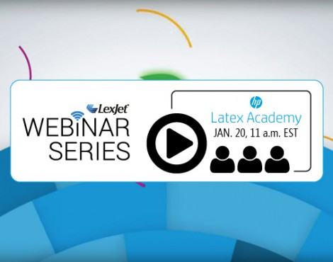 HP Webinar: Discover the Versatility of HP Latex Printing